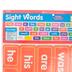 Scholastic, Sight Words Bulletin Board Set, Multi-colored, 113 Pieces, Grades PreK-3