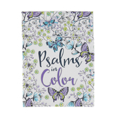 Christian Art Gifts, Psalms in Color, Cards To Color and Share, 44 Cards