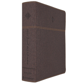NRSV Journal The Word Bible, Imitation Leather, Brown
