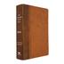 NIV Jeremiah Study Bible, Duo-Tone, Brown and Tan
