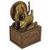 Renewing Faith, Ephesians 6:10-11 Armor of God Desktop Collection, Polyresin, Antique Bronze, 7 Pieces