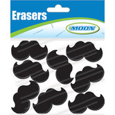 Mustache Toppers