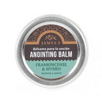 Broadman Church Supplies, Frankincense and Myrrh Anointing Balm, 1/2 ounce