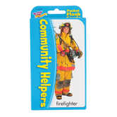 Trend, Community Helpers Pocket Flash Cards, Ages 8 Years and Older, 56 Cards