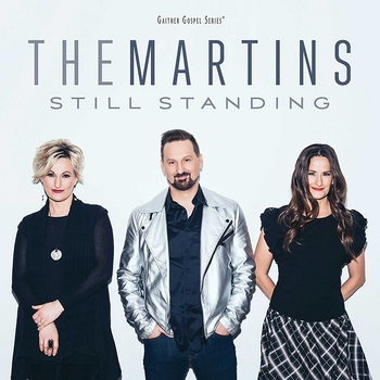 Still Standing, by The Martins, CD