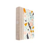 ESV Compact Bible, Large Print, Hardcover, Spring Bloom Design
