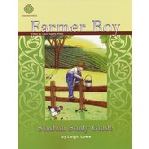 Memoria Press, Farmer Boy Student Study Guide, Paperback, Grades 3-4