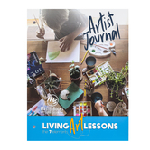 Master Books, Living Art Lessons Artists Journal: The Seven Elements, Paperback, Grades 4-6