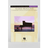 10,000 Reasons: 15 Contemporary Christian Hits, by Philip Keveren, Songbook