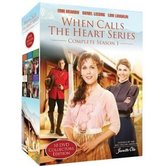 When Calls the Heart: Season 1 DVD Collection, by Janette Oke, 10 DVD Set
