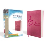 NIV Gift Bible for Kids, Duo-Tone, Pink