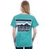 Beautifully Blessed, Matthew 17:20, Move Mountains, Women's Short Sleeve T-Shirt, Seafoam, Small