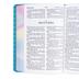 KJV Study Bible for Girls, Duo-Tone, Aqua and White