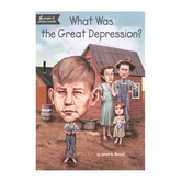 What Was the Great Depression by Janet B. Pascal