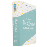 NIV True Images Bible for Teen Girls, Hardcover