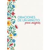 Oraciones de un Minuto para Mujeres, by Hope Lyda, Paperback