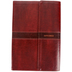 NVI Super Giant Print Spanish Bible, Imitation Leather, Brown