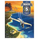 BJU Press, Math 5 Student Worktext, 3rd Ed, Copyright Update, 472 Pages, Softbound, Grade 5