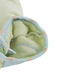 Stephen Joseph, Dinosaur Baby Bath Mitt, Cotton, Green & Blue, 5 1/2 x 8 inches