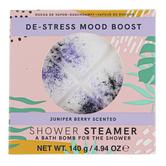 Paladone Products, Juniper Berry De-Stress Mood Boost Shower Steamer, 4.94 ounces
