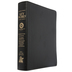 ESV Hebrew-Greek Key Word Study Bible, Bonded Leather, Black