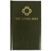 TLB The Living Bible, Large Print, Hardcover, Green