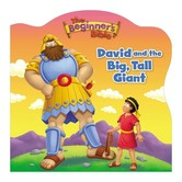 David And The Big, Tall Giant, The Beginner's Bible, by Zonderkidz, Board Book