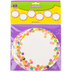 Teacher Created Resources, Confetti Accents Cutouts, Round, 6 Inches, 6 Designs, 30 Pieces