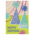 Dayspring, Oh Happy Day Birthday Boxed Cards, 12 Cards with Envelopes