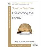 40 Minute Bible Study Series: Spiritual Warfare: Overcoming the Enemy