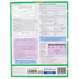 BarCharts, Math 6th Grade Laminated Quick Study Guide, 8.5 x 11 Inches, 6 Pages, Grade 6