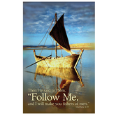 Salt & Light, Follow Me Church Bulletins, 8 1/2 x 11 inches Flat, 100 Count