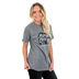 Gardenfire, Proverbs 31 Mama Bear, Women's Short Sleeve T-shirt, Graphite Heather, Small