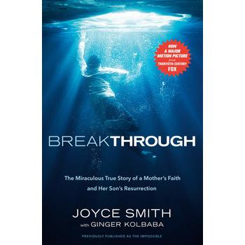 Breakthrough, by Joyce Smith and Ginger Kolbaba, Paperback