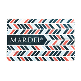 Arrow Feather Pattern Gift Card