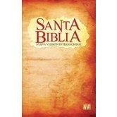 NVI Outreach Santa Biblia, Spanish Bible, Paperback