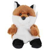 Aurora, Palm Pals, Sly the Fox Stuffed Animal, 5 inches