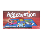 Winning Moves Games, Aggravation Marble Race Board Game, Ages 6 and Older, 2 to 6 Players
