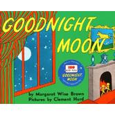 Goodnight Moon, by Margaret Wise Brown and Clement Hurd, Board Book