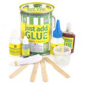 Griddly Games, Just Add Glue: Organic Science & Art Kit, Ages 8 & Older