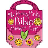 My Pretty Pink Bible Sticker Purse