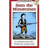 Sam the Minuteman, by Nathaniel Benchley, Paperback, Grades PreK-4