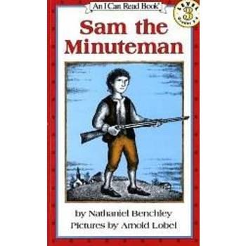 Sam the Minuteman, by Nathaniel Benchley, Paperback, Grades PreK-4