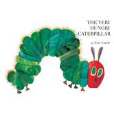 The Very Hungry Caterpillar, by Eric Carle, Board Book
