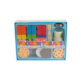 Melissa & Doug, Frozen Treats Set, Wood, 24 Pieces, Ages 3 and Older