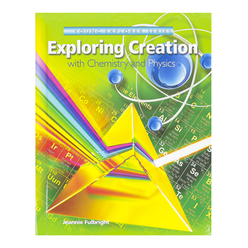 Apologia, Exploring Creation with Chemistry and Physics Textbook, Hardcover, Grades K-6