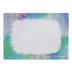 Retro Chic Collection, Self-Adhesive Labels, Watercolor Shiplap, 3.5 x 2.5 Inches, Pack of   36