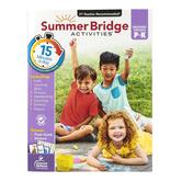 Carson-Dellosa, Summer Bridge Activities Workbook, Paperback, 160 Pages, Grades PreK-K