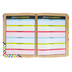 TooCute Collection, 2021-2022 Academic Planner, Multi-Colored, 8.5 x 11-inch, 32 Pages
