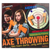 Toysmith, Warriors Mark Axe Throwing, 6 Pieces, Ages 6 and Older